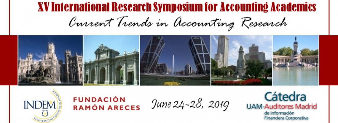 XV International Accounting Research Symposium
