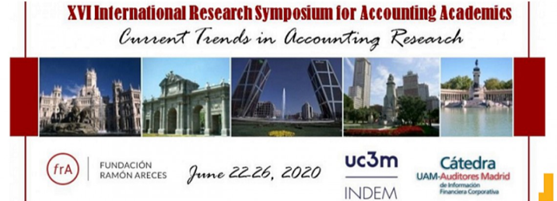 XVI International Accounting Research Symposium