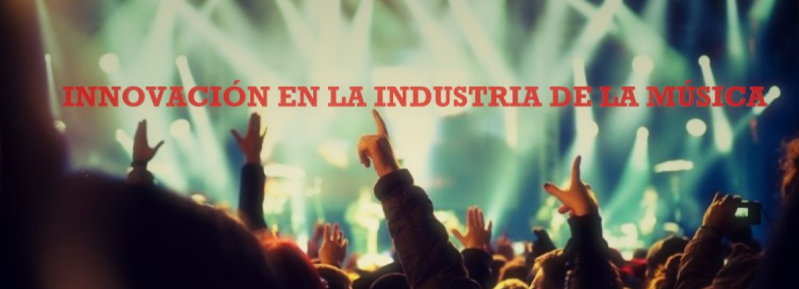 Innovation in the music industry