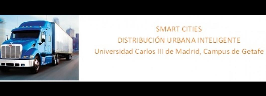Smart Cities. Distribución urbana inteligente