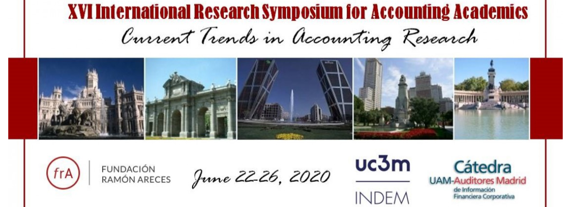 XVI International Accounting Research Symposium